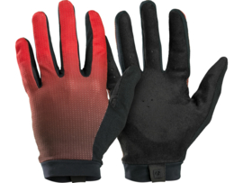 Bontrager MTB Gloves Evoke Red - Maat M