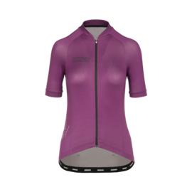 Bioracer Metalix Jersey Women Purple (2021) - Maat L