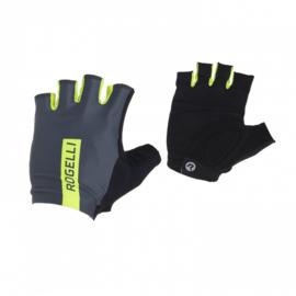 Rogelli Pace Handschoenen Grijs/Fluo - Maat M