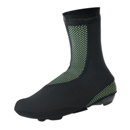 Bioracer Overshoe One Tempest Protect Pixel Black/Yellow - Maat XL