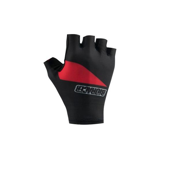 Bioracer One Gloves Summer Black/Red - Maat L