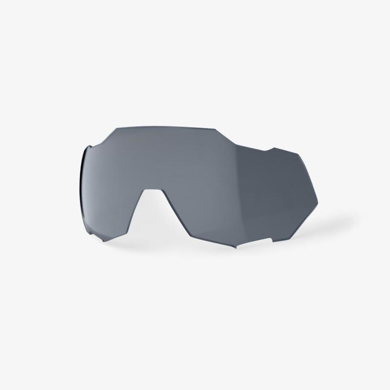 100% Speedtrap Replacement Lens Smoke