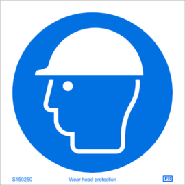 Imo sign wear helmet