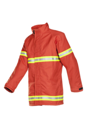 Mullion fireman outfit