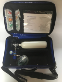 Kostabo Oxygen respiratory kit according the Dutch regulations
