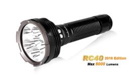 Fenix RC40 rechargeable LED flashlight