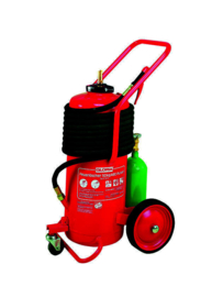 Powder - Fire Extinguisher GLORIA P50G/10