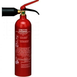 CO² fire extinguisher