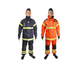 Dräger fireman outfit
