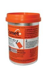 Comet smoke signal orange