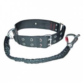 Fireman twistlck belt