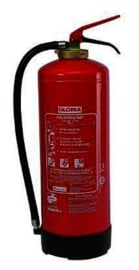 Powder - Fire Extinguisher GLORIA PEP12GA