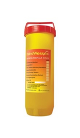 Pains Wessex  mini polybottle