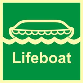 Imo sign lifeboat