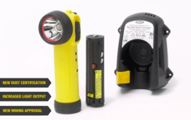Wolf rechargeable torch R-55