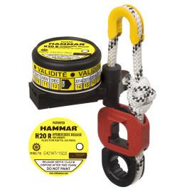 Hammar H20 standard SOLAS model