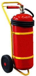 Foam fire extinguisher GLORIA SD50