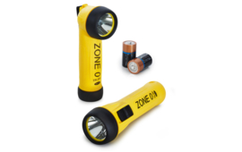 Wolf ATEX Safety torch with led TS 30+