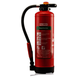 Foam fire extinguisher  GLORIA SK9 Pro