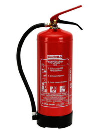 Powder - Fire Extinguisher GLORIA PD6GA