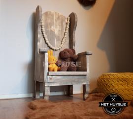 Kinderstoel De Troon