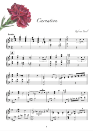 Flowersuite for Piano (Book without CD)