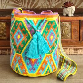 Mochila Ibiza colors