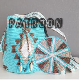 Patroon nr.13(small bag)