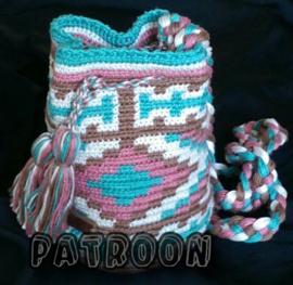 Patroon nr.12 (small bag)