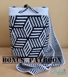 Patronen voor Mochila tassen/Patterns for Mochila Bags