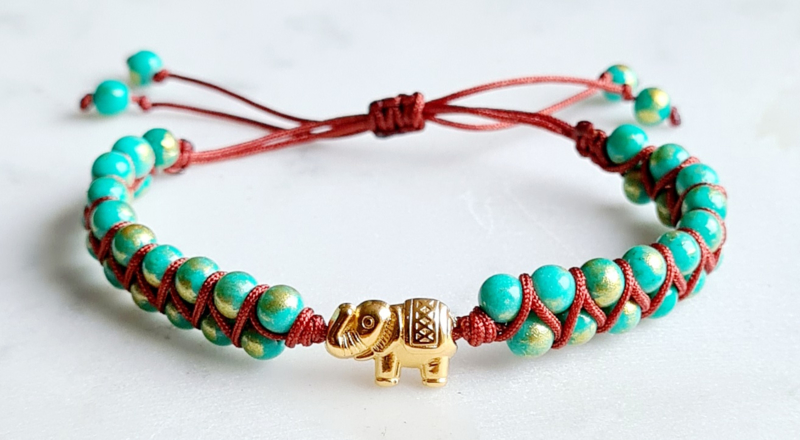 "Shamballa Double ""Little Elephant """