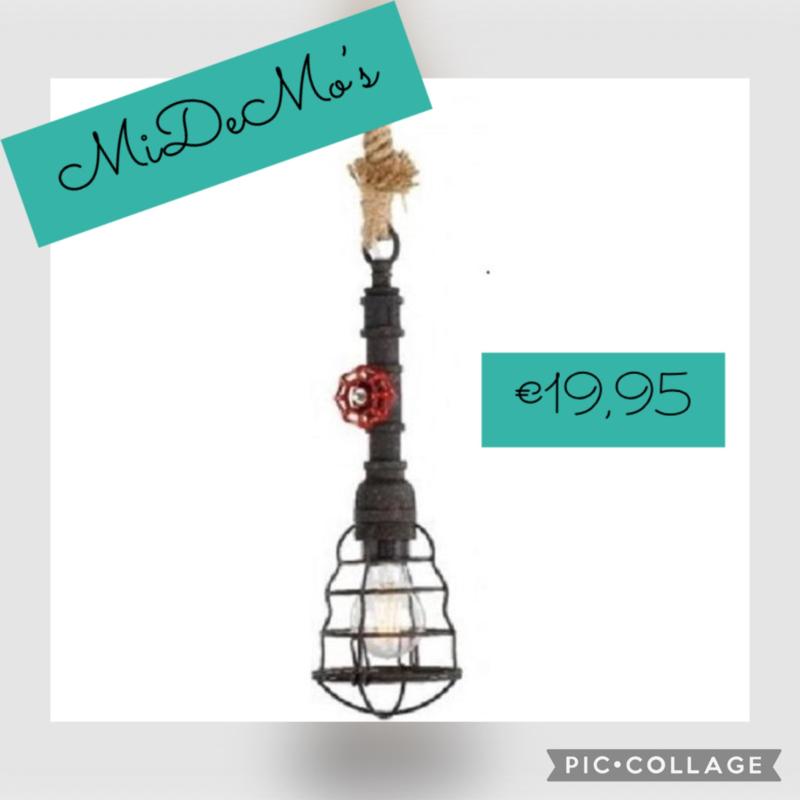 Lamp brandwer