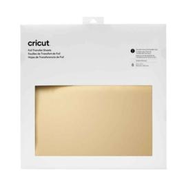 Cricut Foil Transfer Sheets 30x30cm goud 8x