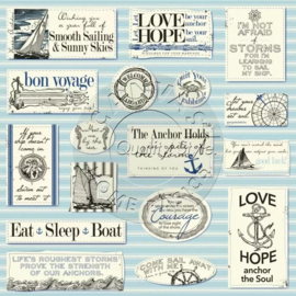 Nautical sayings