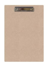 Pronty MDF Clipboard with normal clip, A4