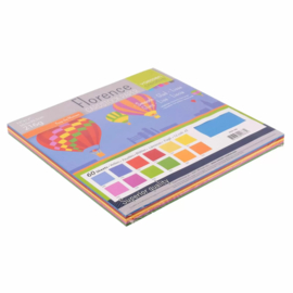 Florence cardstock smooth 30.5 x 30.5 cm. Primary.