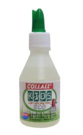 Collall Eco KIDS Kinderlijm Transp. 100 ML flesje COLKE100
