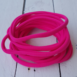Haarbandje Hot Pink
