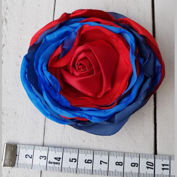 Bloem Rood/blauw