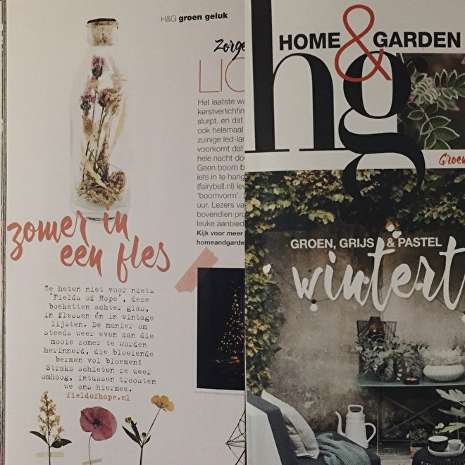 Home and Garden publication