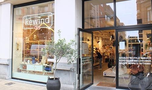Rewind design Antwerpen