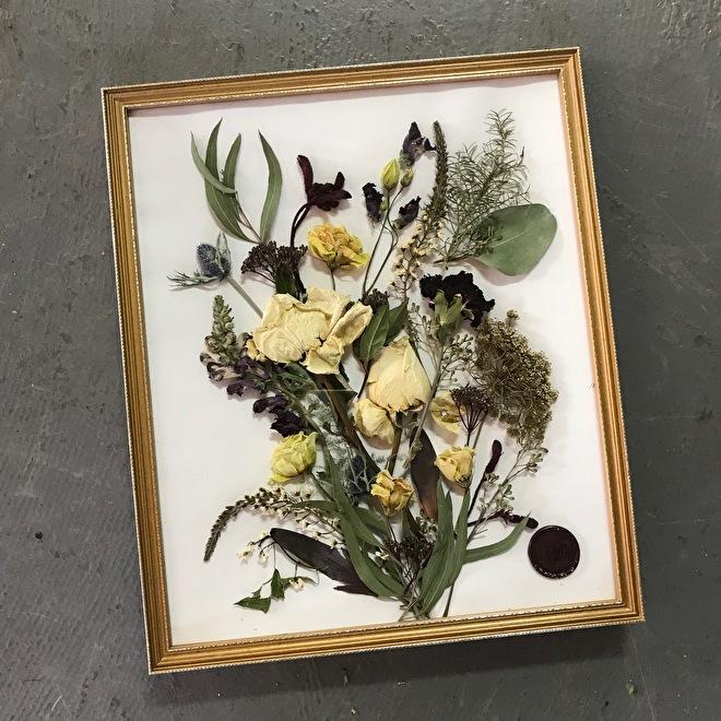 huwelijkskado bloemen