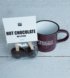 Cadeauset Snuggle&Choco