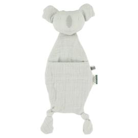 Tixie Koala Knuffeltje Grey (Met Naam)