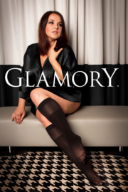 Glamory wijde pantykous 50 Den