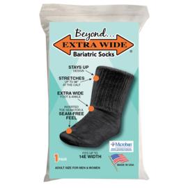 Extra Weite Medizinische Bariatric Socke