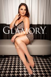 Glamory wijde pantykous 20 Den