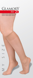 Extra Wide Knee High 20 Den