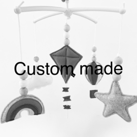 Muziekmobiel custom made