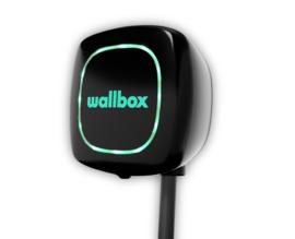 Wallbox Pulsar PLUS Type 2  - Zwart - 7,4 kW - 5m